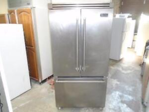 VKING STAINLESS FRIDGE / FRIGO INOX VIKING