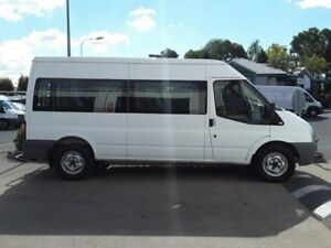 2011 Ford Transit VM Mid Roof White 6 Speed Manual Bus