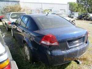 2006 Holden Commodore VE Omega Blue 4 Speed Automatic Sedan