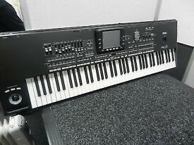 KORG Pa3x Pro 76 Keys With Upgraded 256MB Ram & Accessorises!!!