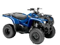 2013 Yamaha Grizzly 300