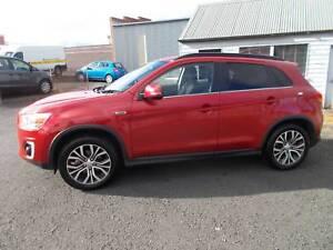 Automatic 2015 Mitsubishi ASX Wagon Burnie Burnie Area Preview