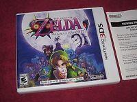 The Legend of Zelda Majora's Mask 3D for 3DS