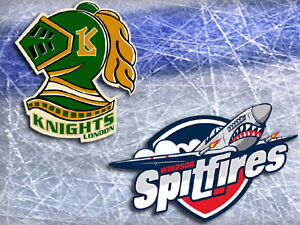 Single Ticket: Knights vs Spitfires - February 24th