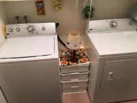 MAYTAG LAVEUSE/SECHEUSE WASHER/DRYER