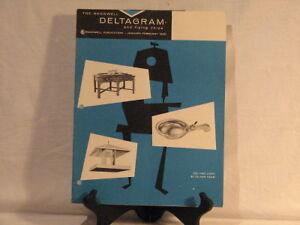 Deltagram Vintage Magazine - January-February 1960 Peterborough Peterborough Area image 1