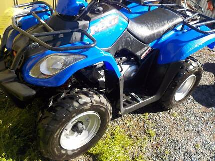 Kymco MXU150. New old stock.2016