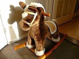 Mamas & papas topaz rocking horse