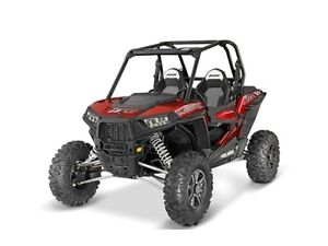 2016 Polaris RZR XP 1000 EPS Sunset Red ONLY $18,999