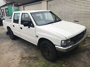 Holden Rodeo 1993 Blackwall Gosford Area Preview