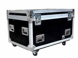 """UTILITY TRUNK WITH CASTERS - MEASURES 29.5"""" X 44.75"""" X 30"""" (TRUCK Kellyville Ridge Blacktown Area Preview"""