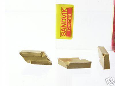 20 Sandvik Knux 160410l71 4015 Carbide Inserts O049s