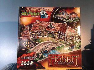 Casse-tête Hobbit Maison 3-D