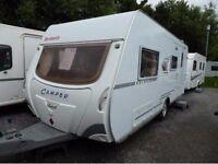 Dethleffs DL540 4 Berth Caravan 2006 - With Mover