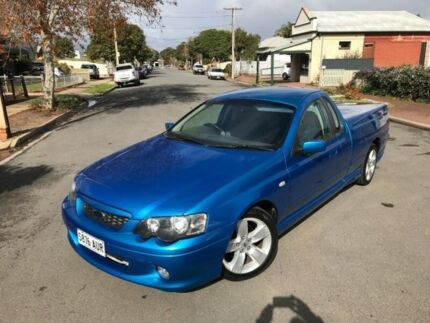 2003 Ford Falcon BA XR6T 5 Speed Manual Utility Thebarton West Torrens Area Preview