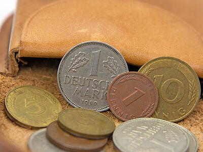 Die Top 5 der Deutsche Mark Münzen mit besonderem Wert