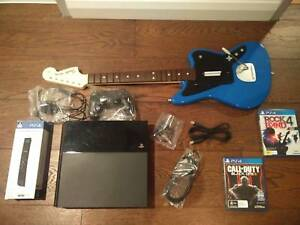 PS4 500GB with optional add-ons Surry Hills Inner Sydney Preview