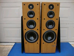 Infinity Reference six speakers