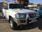 2012 Nissan Patrol GU VII ST (4x4) 4 Speed Automatic Wagon Evanston South Gawler Area Preview