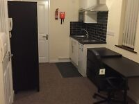 Available Now, Student Studio Flat, Fully Furnished, In the city center, Bills and Internet Included