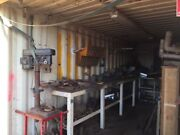 Container 20 foot work station Kenwick Gosnells Area Preview