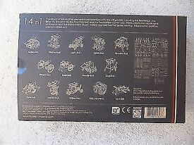 Solarbot 14 in 1 Solar Powered Construction Project Toy Desk Solar Robotic Robot