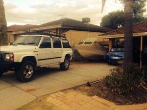 WANTED  17-20 ft half cabin CASH WAITING 4000$ Baldivis Rockingham Area Preview
