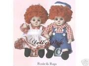 Marie Osmond Rag Dolls
