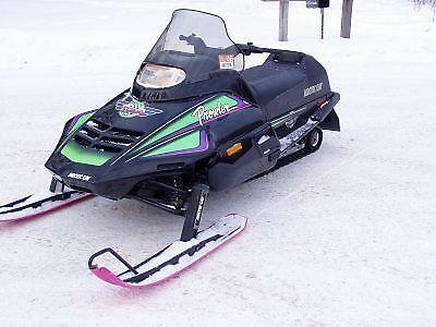 Arctic Cat Z Seat