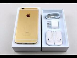 IPHONE 6 PLUS 128GB, UNLOCKED, WITH FULL APPLE WARRANTY, SEALED IN BOX GOLD, LIMITED STOCK $699.99