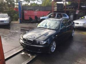 BMW 3-Series Coupe 320ci 2005 AUTOMATIC NOW WRECKING! Northmead Parramatta Area Preview