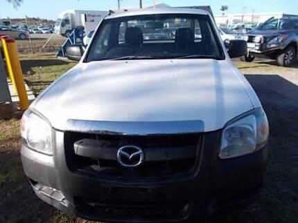 2007 Mazda BT-50 Ute
