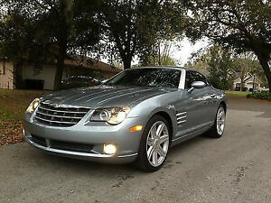 "2005 Chrysler Crossfire Limited Coupe (2 door) Hard Top ""MINT"""