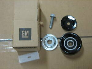 New GM OEM Idler Pulley Kit Camaro/Firebird LS1 LS6