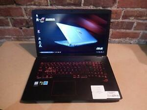 PC Portable ASUS - REPUBLIC OF GAMER / Model GL752V (i017463)