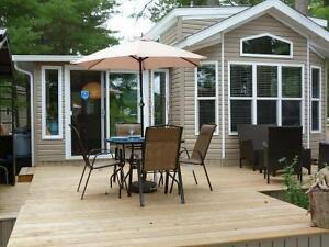 2014 Waterfront Four Season Cottage only 2 hours from Ottawa!