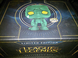 Brand New: Limited Edition: League of Legends Collector's Box