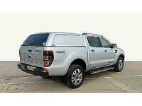 2018 FORD RANGER TDCI 200 WILDTRAK 4X4 DOUBLE CAB WITH TRUCKMAN TOP (15096) PIC