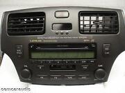 Lexus ES300 CD Changer