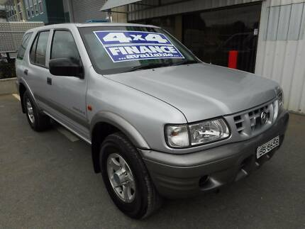 2000 HOLDEN FRONTERA 4X4 WAGON ( $2,970.00  TODAY ONLY )