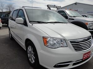 2013 Chrysler Town & Country Touring Minivan, Van
