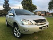 2005 Lexus RX330 MCU38R MY05 Sports Luxury Silver 5 Speed Sports Automatic Wagon Somerton Park Holdfast Bay Preview
