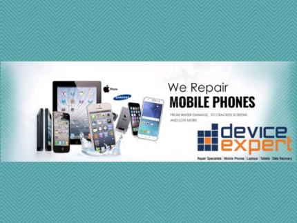 DEVICE EXPERT - Mobile Phone iPad Laptop Repairs