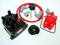 VMS 92-93 ACURA INTEGRA RED DISTRIBUTOR CAP FOR EXTERNAL COIL CONVERSION