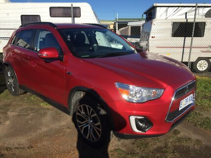 Mitsubishi asx 2015 Prospect Launceston Area Preview