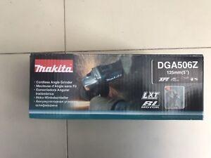 """Makita DGA506Z 18V  125mm (5"""") Angle Grinder - Skin Only Darwin CBD Darwin City Preview"""