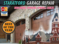 $19 Garage Door Services * fixed today with warranty. Call Now!