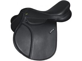 Norton Synthetic Saddles in excellent condition