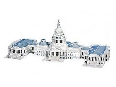 US Capitol Hill 3D Puzzle