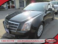 2011 Cadillac CTS LOADED POWERFUL 5 PASSENGER LEATHER.. POWER PA
